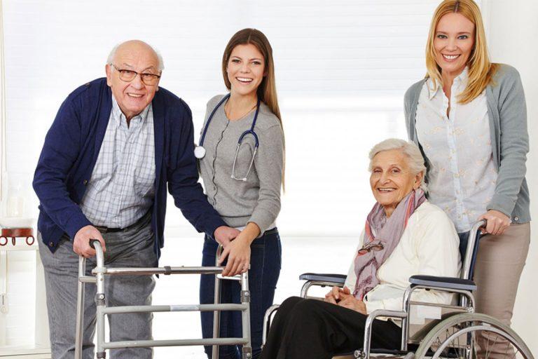 پیجر برای خانه سالمندان